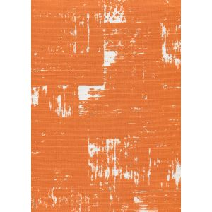 7065-06 NEW SHADOWS Orange on Tint Quadrille Fabric