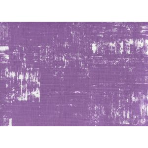 7065-11 NEW SHADOWS Purple on White Quadrille Fabric