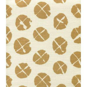 6650-02 OBI II Camel on Tint Quadrille Fabric