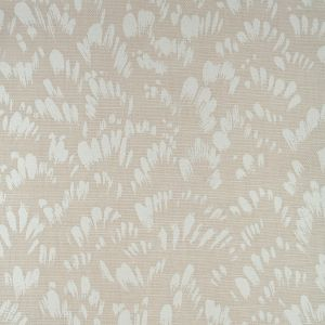 8210-01 PASSY II White on Tint  Quadrille Fabric