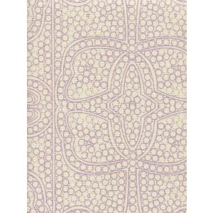 CP1000-05 PERSIA Lilac on Taj Ecru Quadrille Fabric