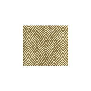 AC303-11SUN PETITE ZIG ZAG Taupe Quadrille Fabric