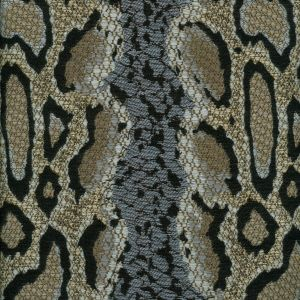 010916T PYTHONE Platinum Quadrille Fabric