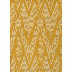 7990-04 RAFFLES REVERSE Inca Gold on Tint Quadrille Fabric