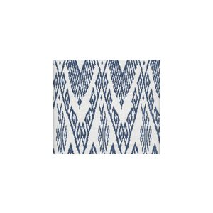 7980-10OWS RAFFLES New Navy on Off White Quadrille Fabric