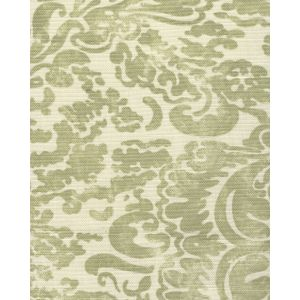 2330-02 SAN MARCO Celadon on Tint Quadrille Fabric