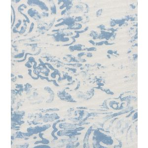 2330-ZB SAN MARCO Zibby Blue on Tint Quadrille Fabric
