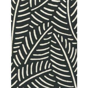 CP1025-09 SAUVAGE REVERSE Black Quadrille Fabric