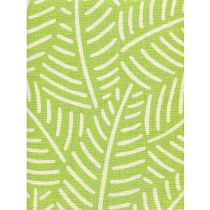 CP1025-04 SAUVAGE REVERSE Jungle Green  Quadrille Fabric