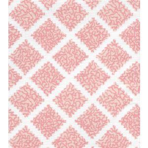 JF01000-02 SHANGHAI Pinks on White Quadrille Fabric