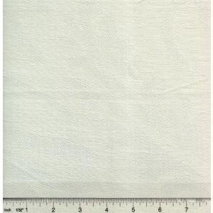 011000T SPENCER LINEN DAMASK Ivory Quadrille Fabric