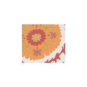 010227S SUZANI Salmon on Silk Quadrille Fabric