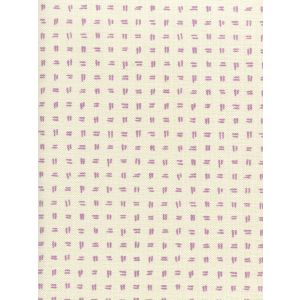 AC880-02 TATE Lavender on Tint Quadrille Fabric