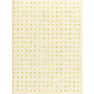 AC880-04 TATE Yellow on Tint Quadrille Fabric
