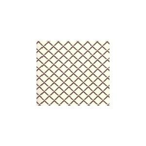 302307F TERRACE New Brown on Tint Quadrille Fabric