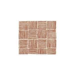 4080-04 TEXTURA Brique on Tint Quadrille Fabric