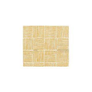4080-01 TEXTURA Inca Gold on Tint Quadrille Fabric