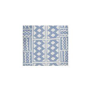 AC930SUN-01 TIE DYE New Blue Quadrille Fabric