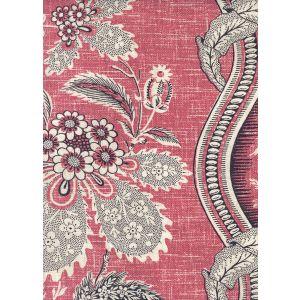 2525-03 TOILE MONTAIGUS Tomette Quadrille Fabric