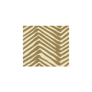 AC302-11 ZIG ZAG Taupe on Tint Quadrille Fabric