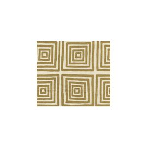6170-23 ZIGGURAT Gold Metallic on Tint Custom Only Quadrille Fabric