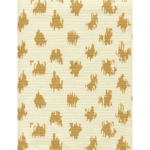 7340-04T ZIZI SPOT Camel on Tint Quadrille Fabric