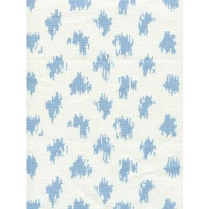 7340CU-03 ZIZI SPOT Vapor on Curtain Weight Quadrille Fabric