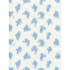 7340CU-03 ZIZI SPOT Vapor on Curtain Weight Quadrille Fabric