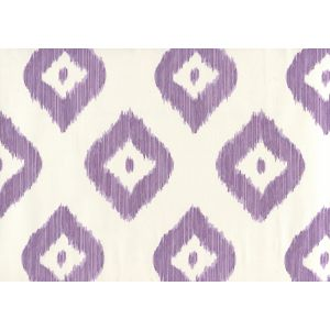 9040-04WP BALI DIAMOND Lilac On Almost White Quadrille Wallpaper
