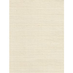 7020-04GC PACIFIC SISAL Cream Quadrille Wallpaper