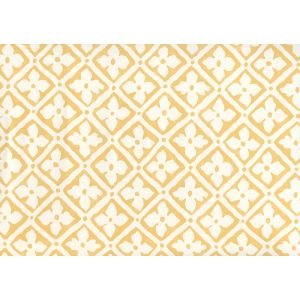 306330W-06 PUCCINI Inca On Almost White Quadrille Wallpaper