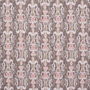 HUNTS POINT Coral Carole Fabric
