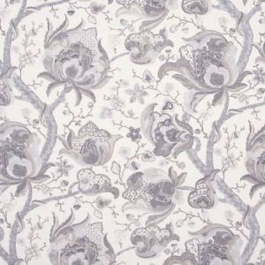 IMMERSE YOURSELF Grey Carole Fabric