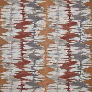 JM 00041763 RIVER DELTA Sienna Old World Weavers Fabric