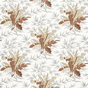JP 0002 4485 BAHAR Cognac Scalamandre Fabric