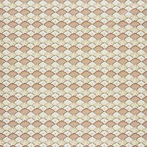 JP 0002 4660 AKIRA Cognac Scalamandre Fabric