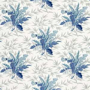 JP 0003 4485 BAHAR Porcelain Blue Scalamandre Fabric