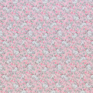 KIMETTE 1 Pink Stout Fabric