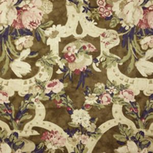 LCF66146F HATHERSAGE FLORAL Juniper Berry Ralph Lauren Fabric