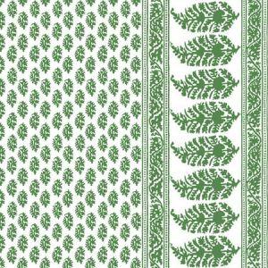 LCT1028-001 ARAVAQUITA Verde Gaston Y Daniela Fabric