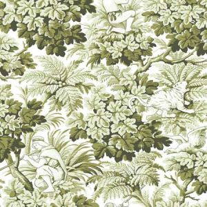 LCW1033-002 VEGACERVERA WP Verde Gaston Y Daniela Wallpaper