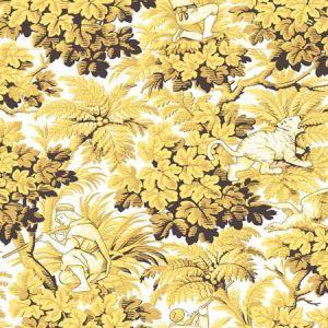 LCW1033-003 VEGACERVERA WP Ocre Gaston Y Daniela Wallpaper