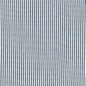 LINEAR Navy 406 Norbar Fabric