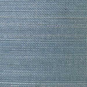 LN11842 Abaca Grasscloth Bluestone Seabrook Wallpaper