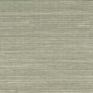 LN11844 Sisal Grasscloth Green Mist Seabrook Wallpaper