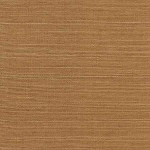 LN11846 Sisal Grasscloth Golden Walnut Seabrook Wallpaper