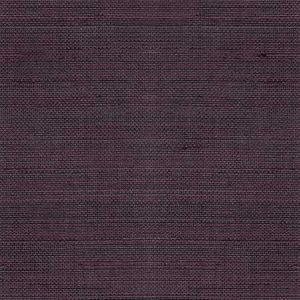LN11851 Abaca Grasscloth Deep Plum Seabrook Wallpaper