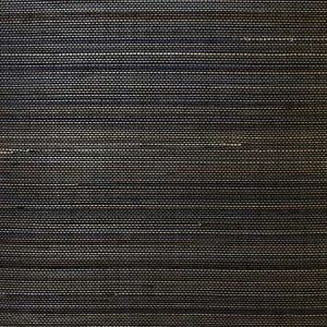 LN11857 Abaca Grasscloth Midnight Galaxy Seabrook Wallpaper