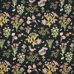 LOST CREEK Ebony Carole Fabric