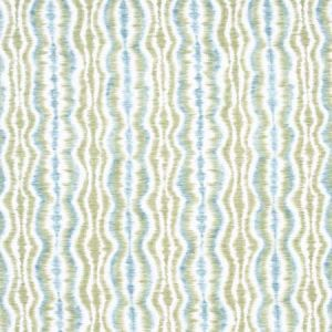 MAKE WAVES Everglade Carole Fabric